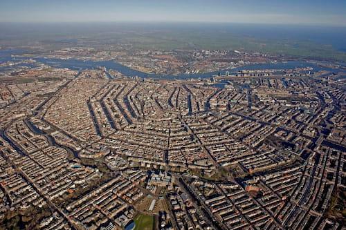 Dónde alojarse en Amsterdam