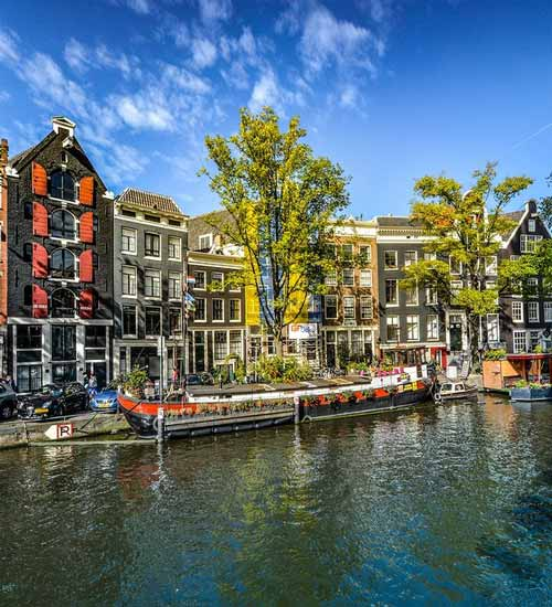 Amsterdam City Centre