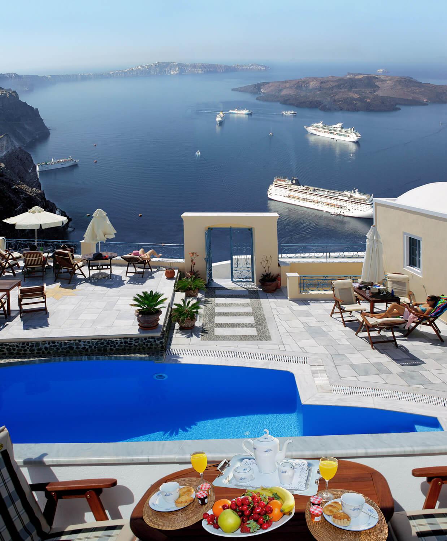 Anteliz Suites Hotel Santorini