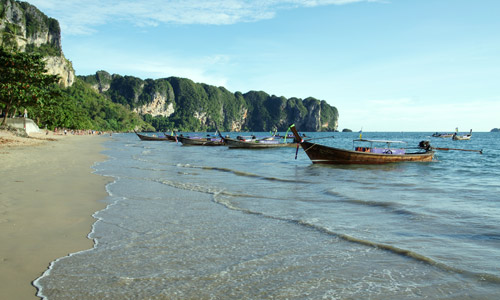 Ao Nang and Pranang beaches