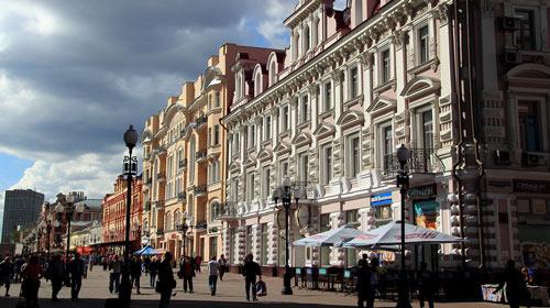 Arbat Moscow