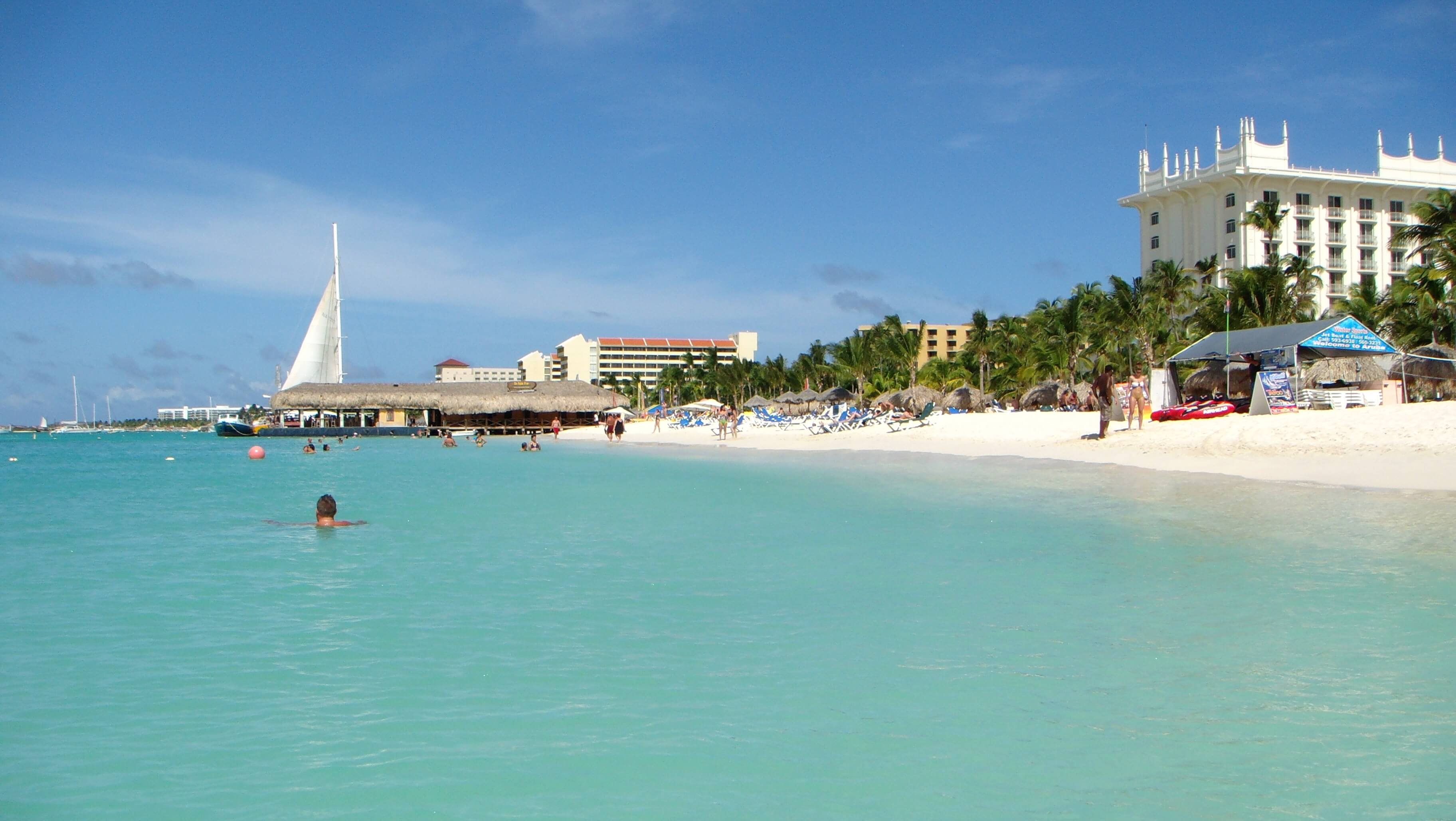 Hoteles Aruba - Manchebo Beach Resort - Spa - Eagle Beach