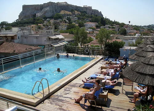 Best area to stay in Athens
