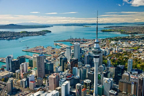 Where to saty in Auckland