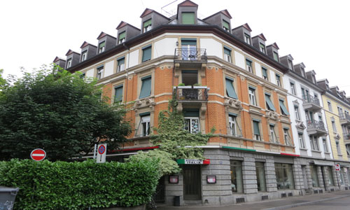 Aussersihl Zurich