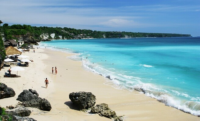 Best beach in Bali