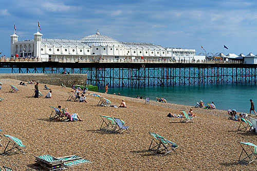 Best area to stay in Brighton