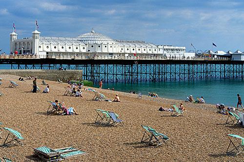 Dónde dormir en Brighton