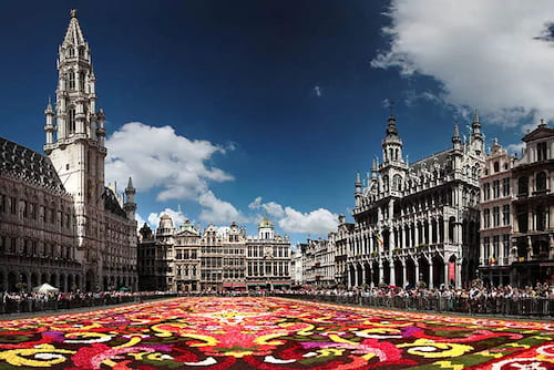 Best area to stay in Brussels