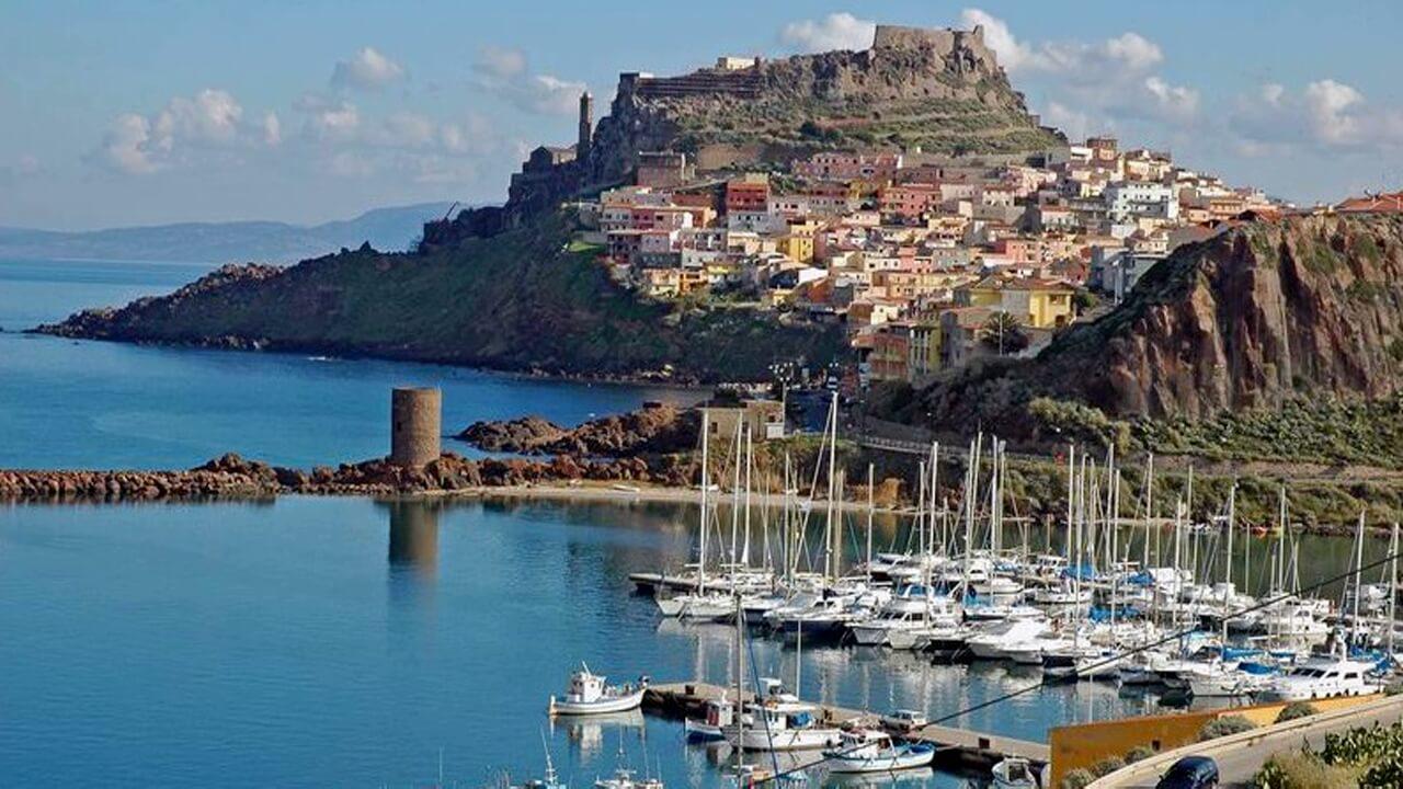 Castelsardo Sardinia