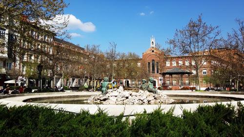 Chamberi Madrid