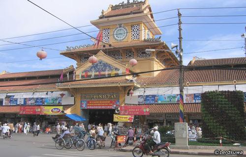 Cholon (Chinatown- District 5)