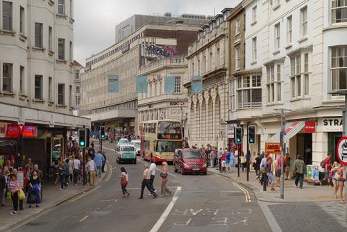 City Centre Brighton