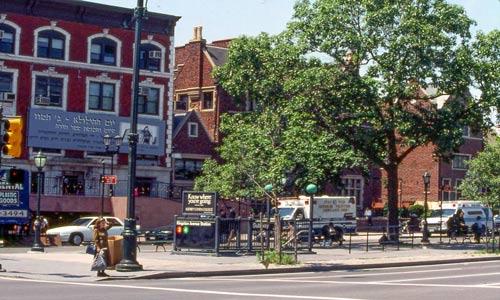 Crown Heights Brooklyn