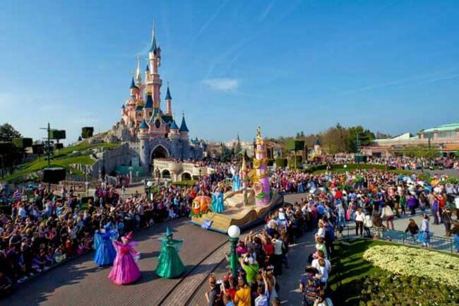 Disney Paris Kids