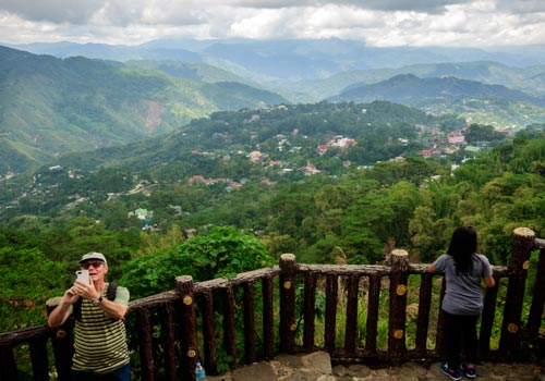 East Baguio