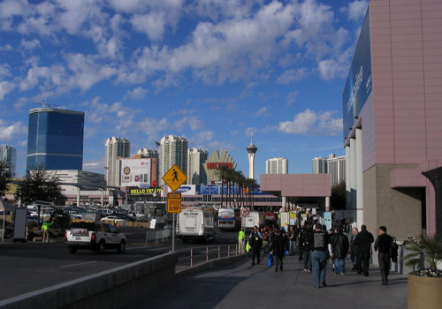 East and West of The Strip