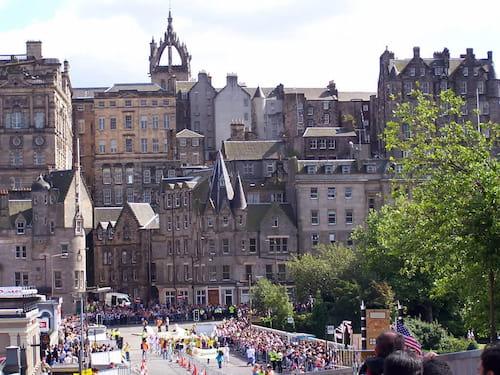 Best area to stay in Edinburgh