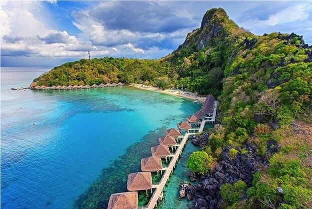 Where Is Apulit Island Resort