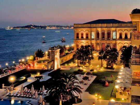 FOUR SEASONS SULTAN AHMET ISTANBUL