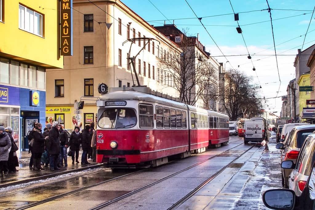Favoriten, Vienna