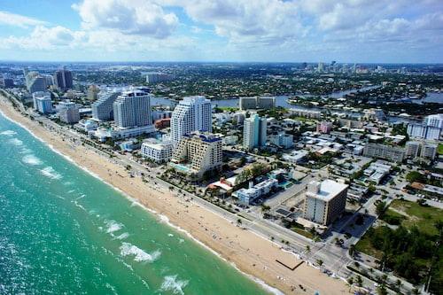 Dónde dormir en Fort Lauderdale