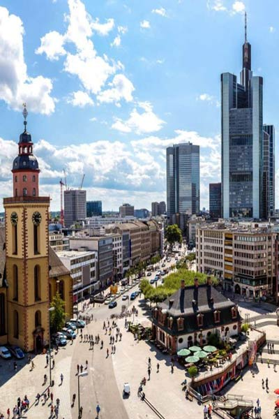 City Centre Frankfurt