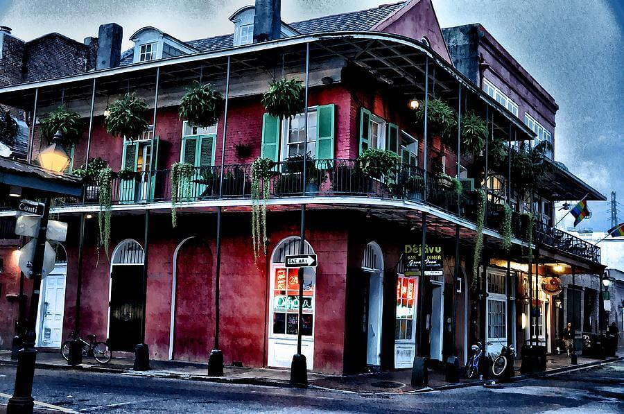 Best area to stay in New Orleans