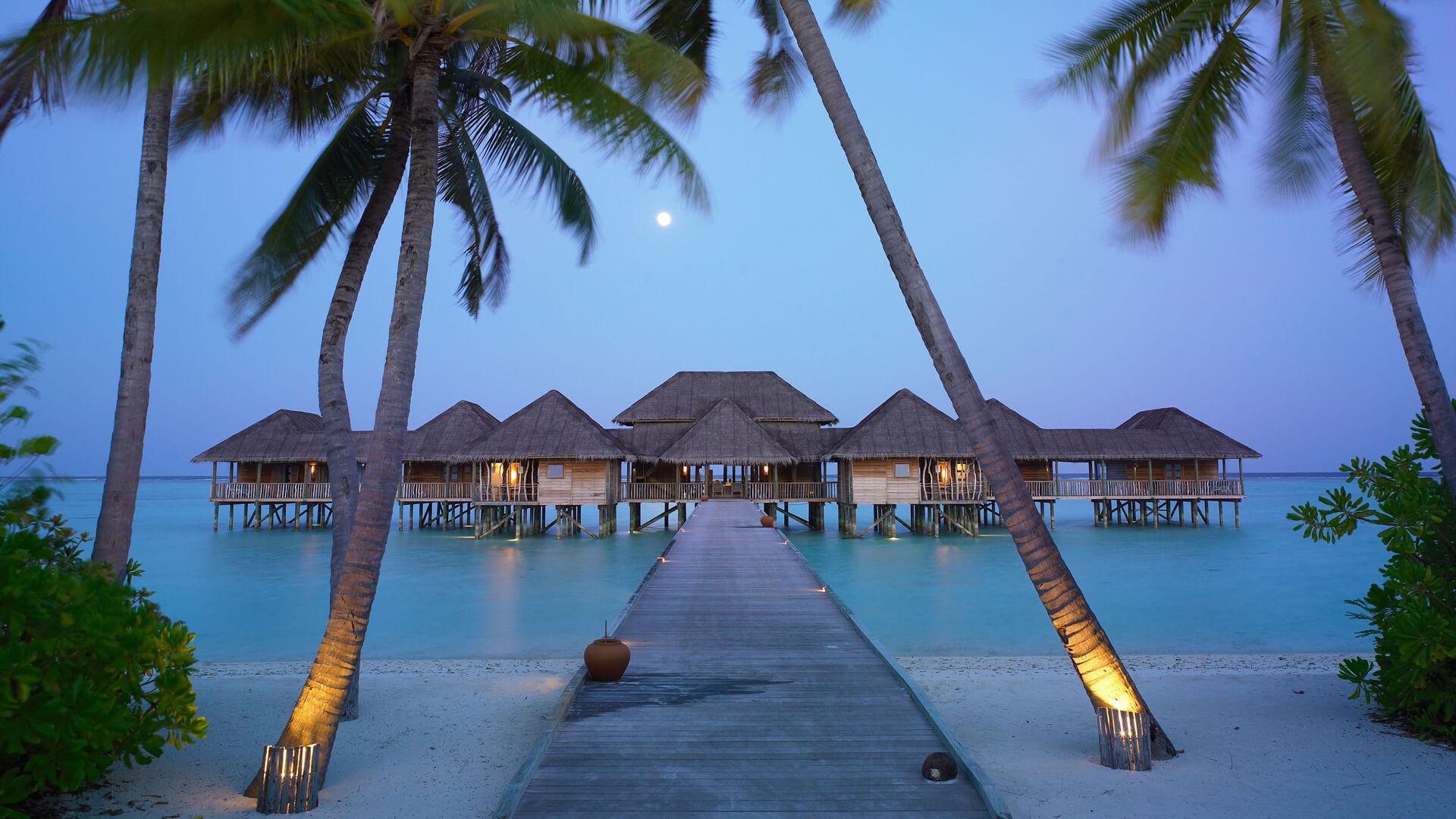 D nde alojarse en las islas maldivas mejores hoteles y for Mejores resorts maldives