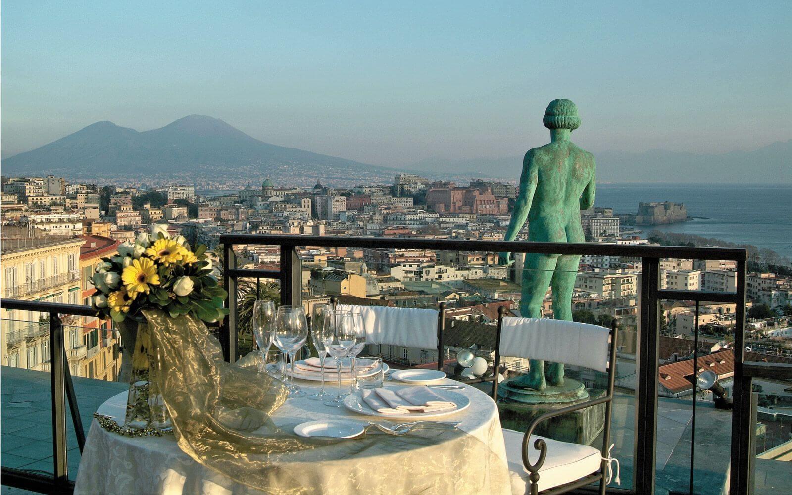 Dónde dormir en Nápoles