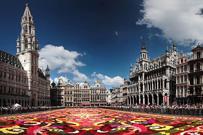 Donde alojarse en bruselas hoteles ubicados en la mejor zona for Top design hotels belgium