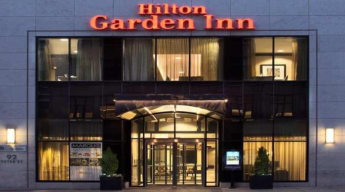 Hilton Garden Inn Hotel Toronto