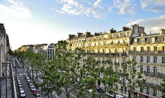 Hotel Elysees Regencia Paris