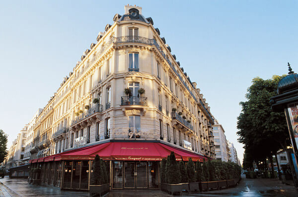 Hotel Fouquets Barriere Paris