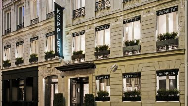 Hotel Keppler Paris