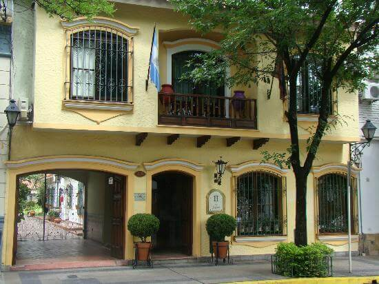 Where to stay in Salta