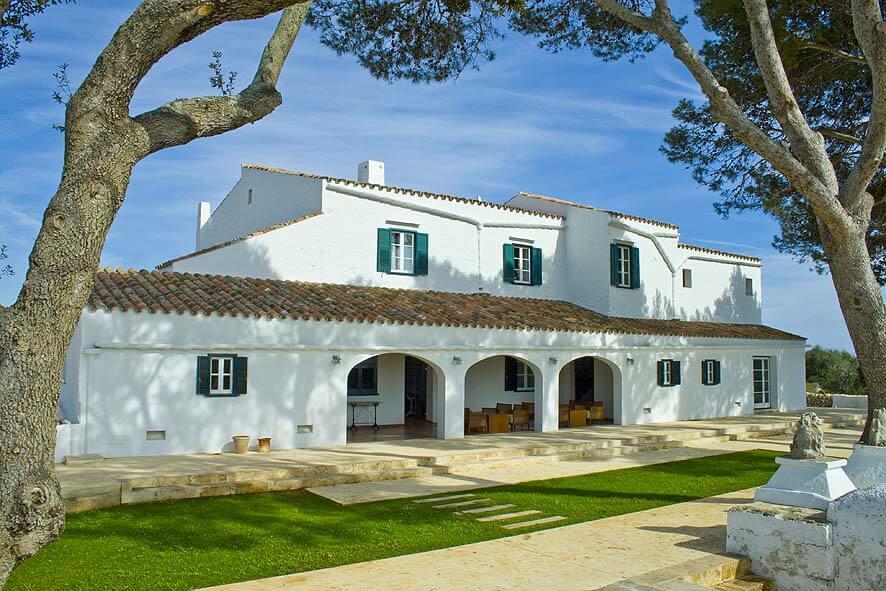 Hotel Rural Binigaus Vell Menorca