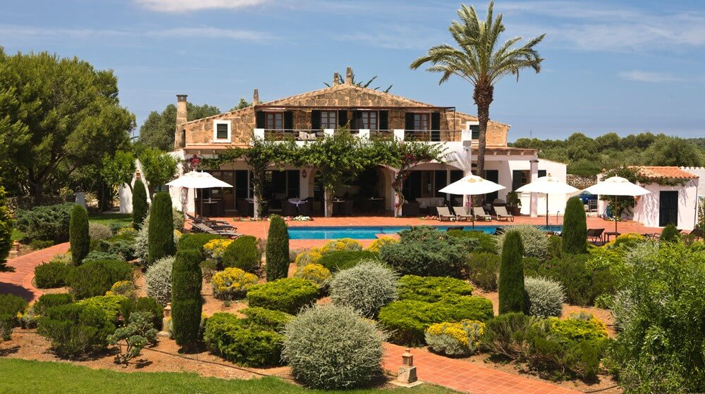 Hotel Rural Morvedra Nou Menorca