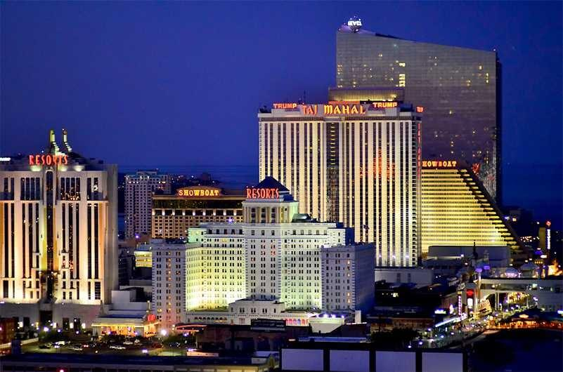Best place to stay in Atlantic City
