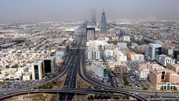 King Fahd Road Riyadh