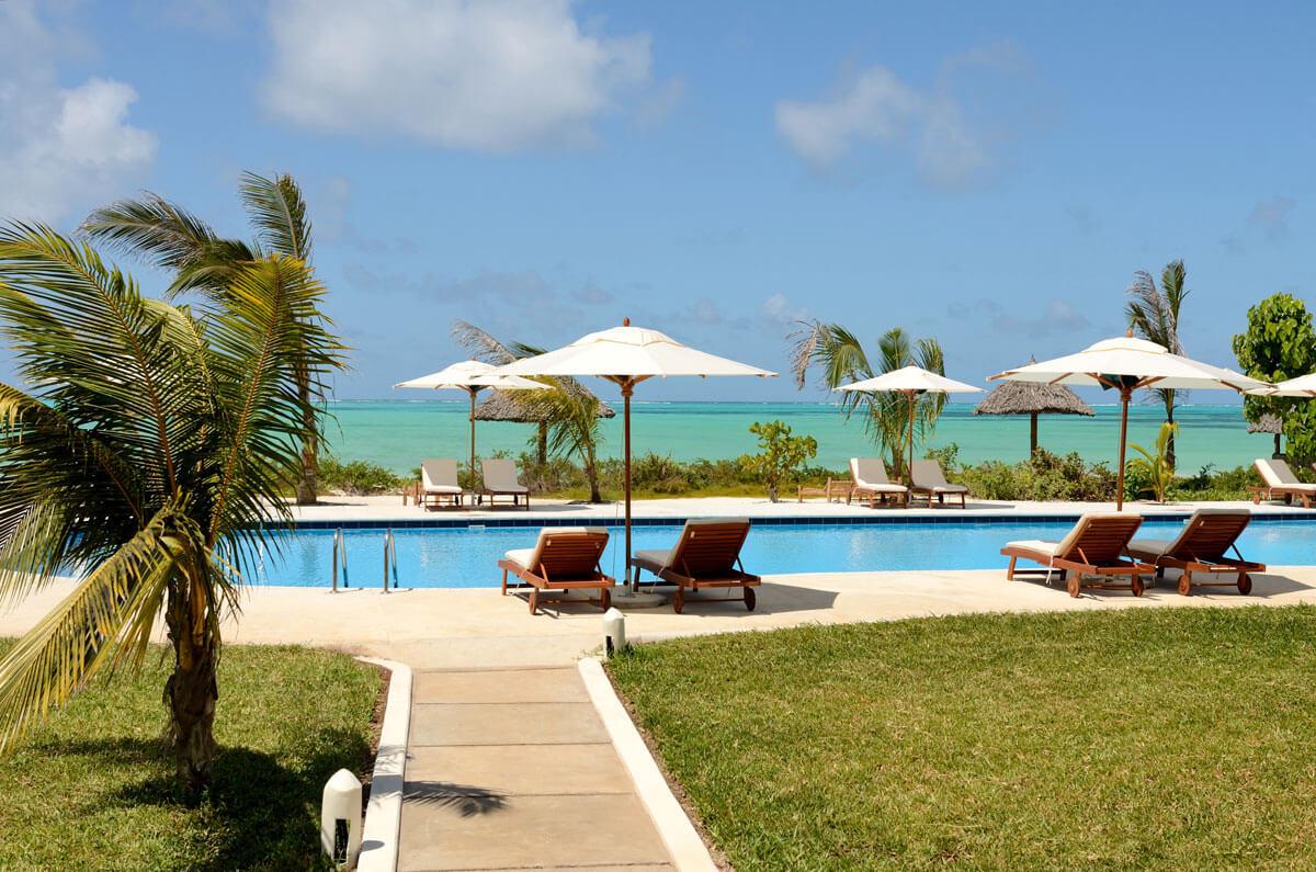 Kisiwa On The Beach Hotel Zanzibar