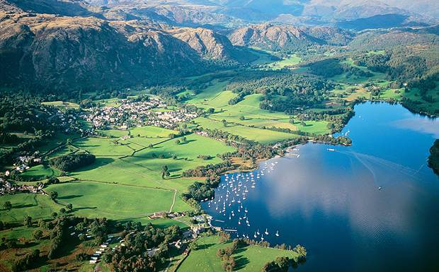 Best town to stay in The Lake District