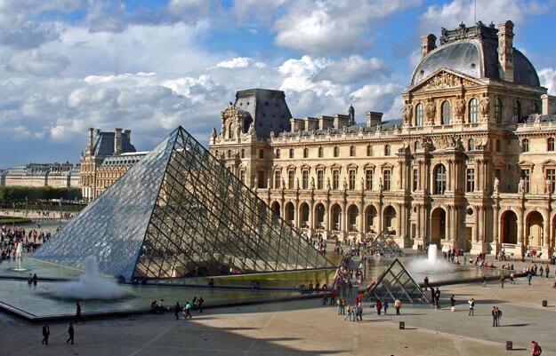 Louvre Cheap Paris