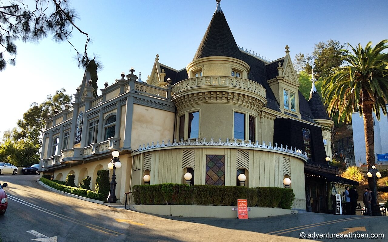 Magic Castle Hotel Los Angeles