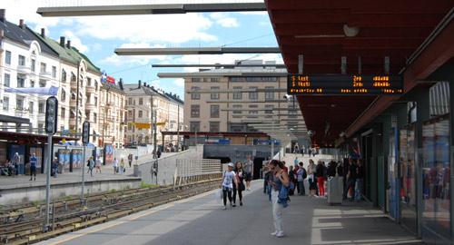 Majorstuen Oslo