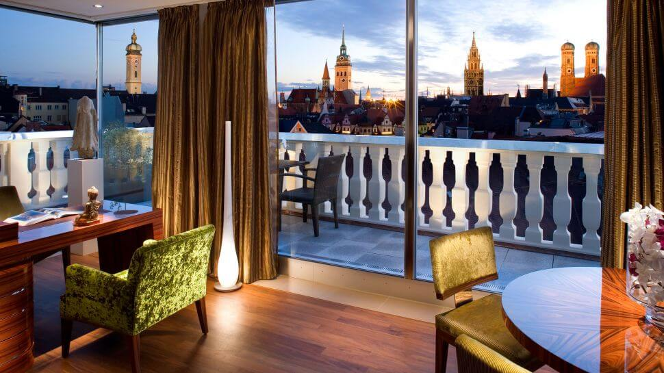 Where to stay in Munich