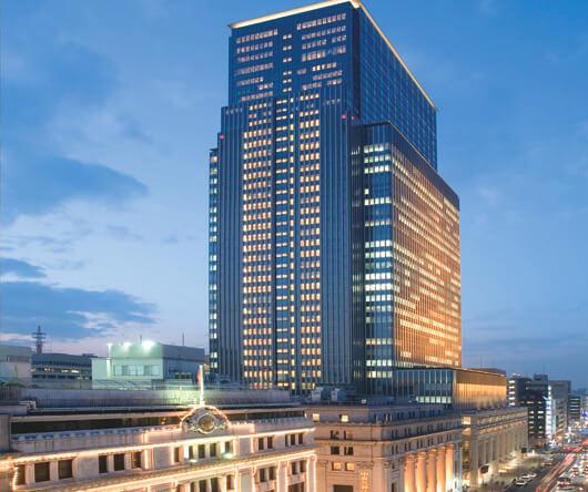 Mandarin Oriental Tokyo Hotel