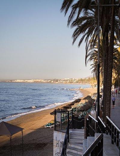 Marbella Beach Area