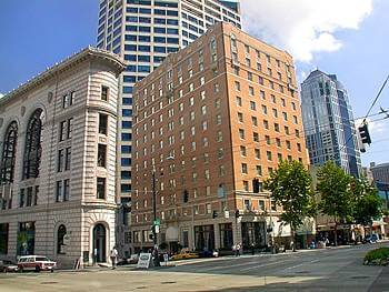 Mayflower Park Hotel Seattle
