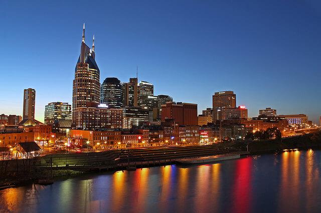 Dónde dormir en Nashville